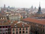 budynki w Madrycie