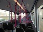 komunikacja miesjka, wnętrze autobusu